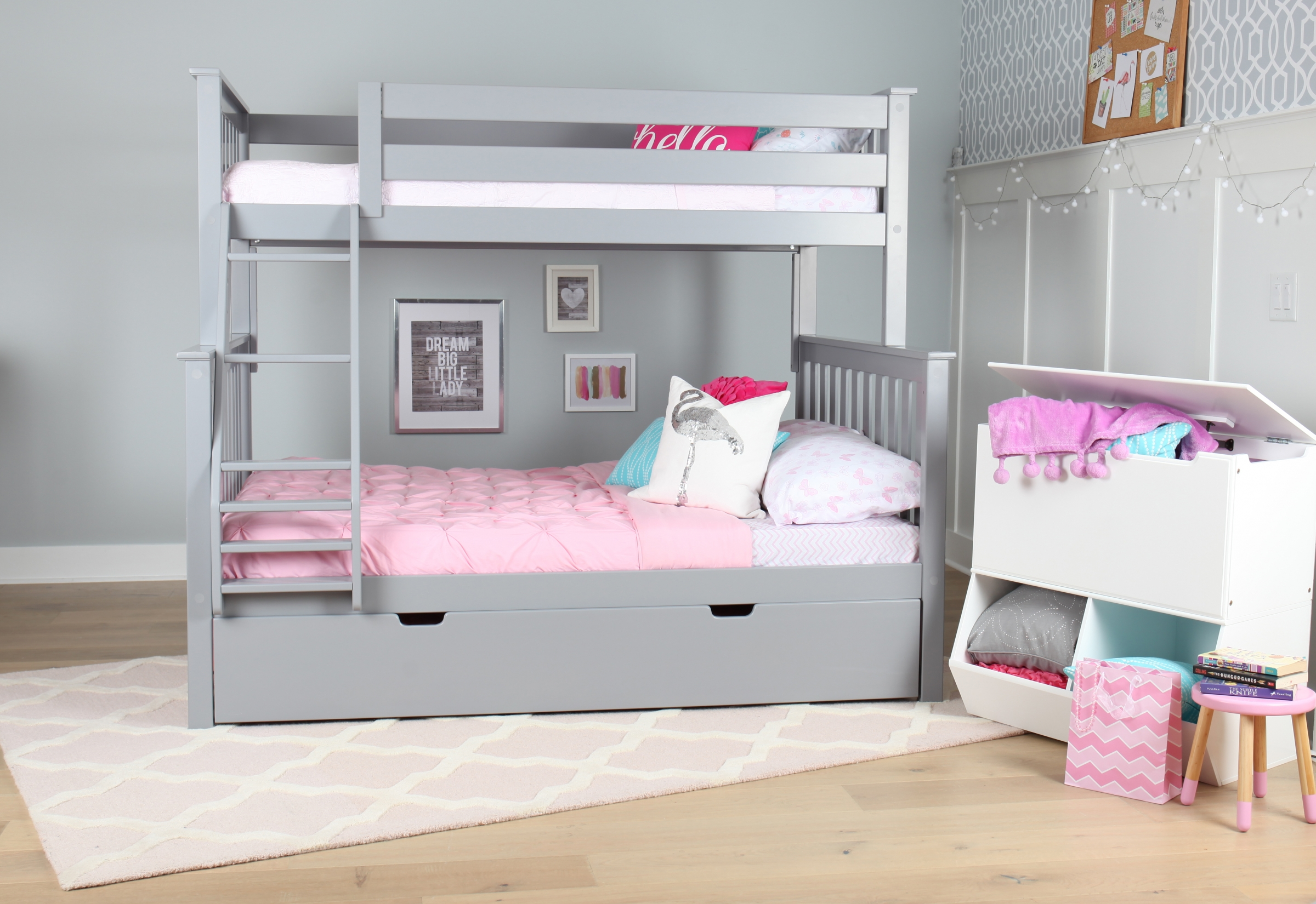 Loft Bedroom Decor inspiring children s room and study table
