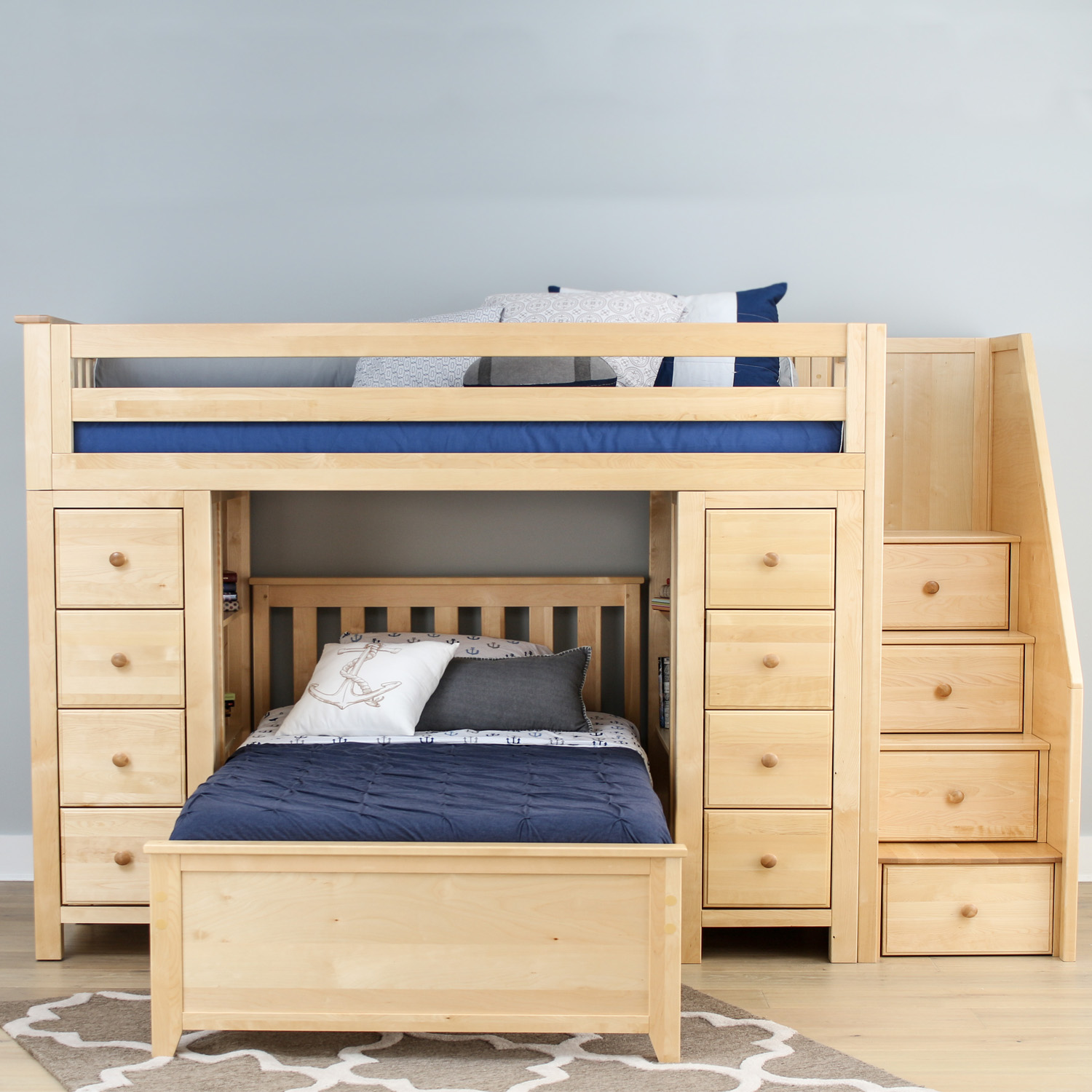 Gallery Furniture Loft Beds